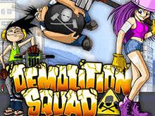 Команда Демонтажников в казино Вулкан