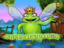 Удачливая Лягушка в Вулкан казино с бонусами